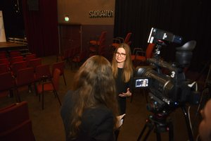 Katharina Knuth im Interview