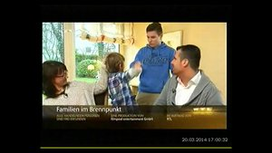 TV-Screenshot Sripted Reality Sendung