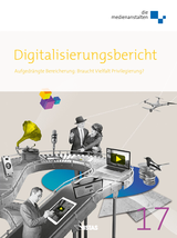 Cover Digitalisierungsbericht 2017